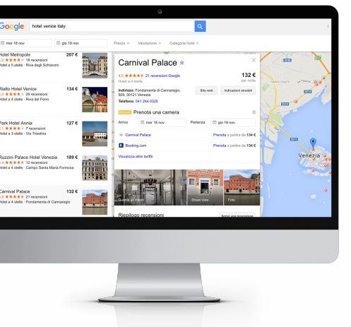 Ads Hotel - Metasearch advertising